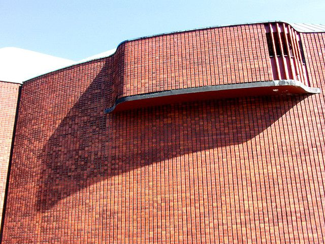 Alvar Aalto. House of Culture (Kulttuuritalo) - Klink