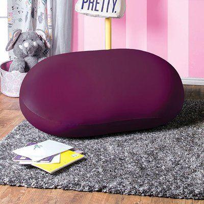 Bean Bag Chair Upholstery: Purple - http://delanico.com/bean-bag-chairs/bean-bag-chair-upholstery-purple-741697982/