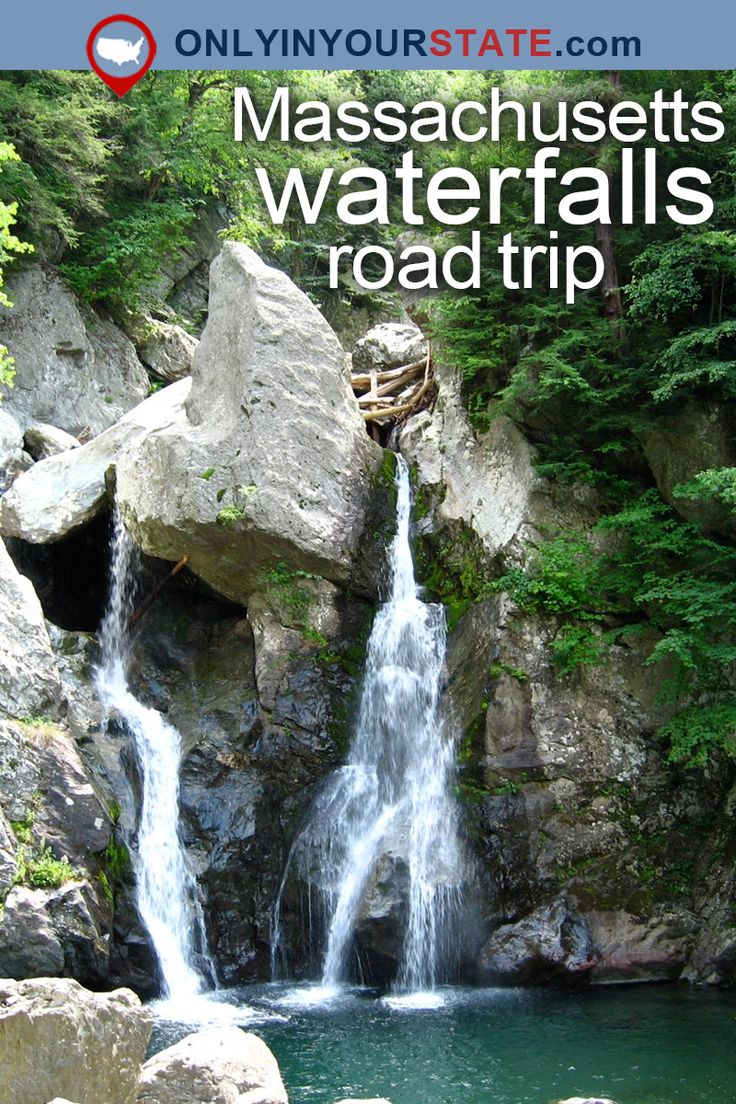 Travel | Massachusetts | New England | Attractions | USA | Waterfall Road Trips | Nature | Places To Visit | Natural Wonders | Things To Do | Day Trips | Easy Hikes | Outdoors | Adventure | Explore | Summer | Bash Bish Falls | State Parks | MA Road Trips | Massachusetts Waterfalls