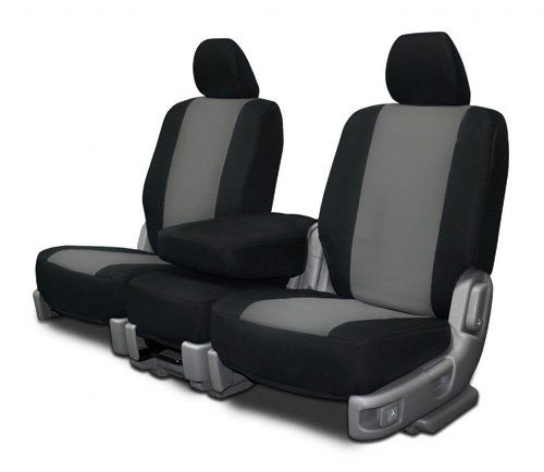 2013-2016 Dodge Ram Truck 40/20/40 Neoprene Custom Fit Seat Covers Gray & Black Sides - http://www.caraccessoriesonlinemarket.com/2013-2016-dodge-ram-truck-402040-neoprene-custom-fit-seat-covers-gray-black-sides/  #20132016, #402040, #Black, #Covers, #Custom, #Dodge, #Gray, #Neoprene, #Seat, #Sides, #Truck #Dodge, #Enthusiast-Merchandise