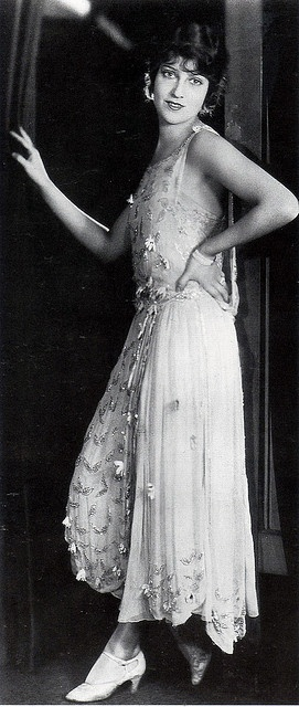 Jeanette MacDonald, 1929 by thefoxling, via Flickr