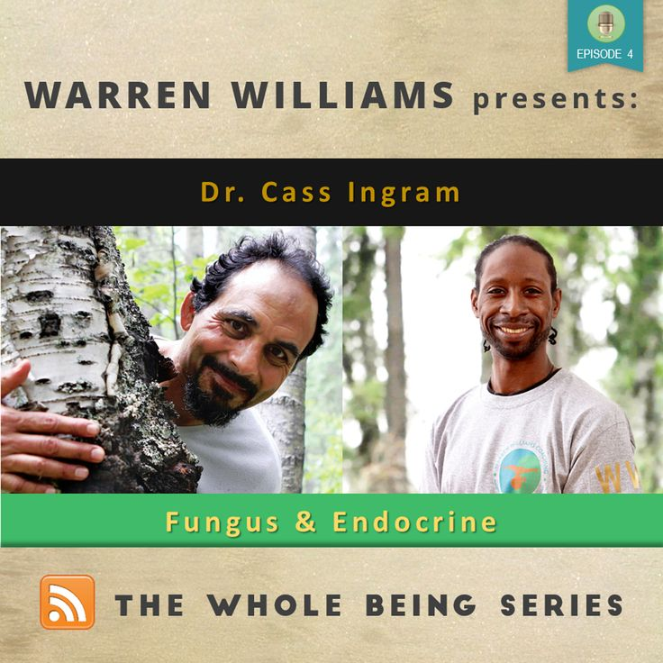 Warren meets up with world-renowned nutritional physician Dr. Cass Ingram, who holds a doctorate in osteopathy and specializes in using herbal remedies to cure almost every disease known to man. Dr. Ingram shares his profound knowledge of fungus, parasite and bacteria... Listen to the podcast here:  http://warrenwilliamscoaching.com/cass-ingram-interviewed-by-warren-williams-on-fungus-endocrine/