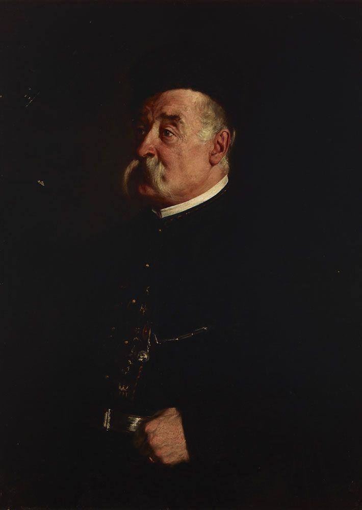 Andrzej Grabowski, Portret Adama Wyleżyńskiego