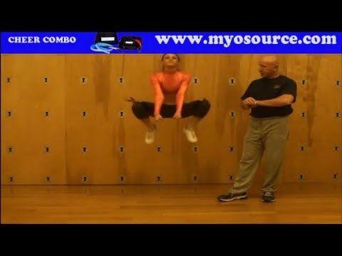 Cheerleading | How to Jump Higher - YouTube