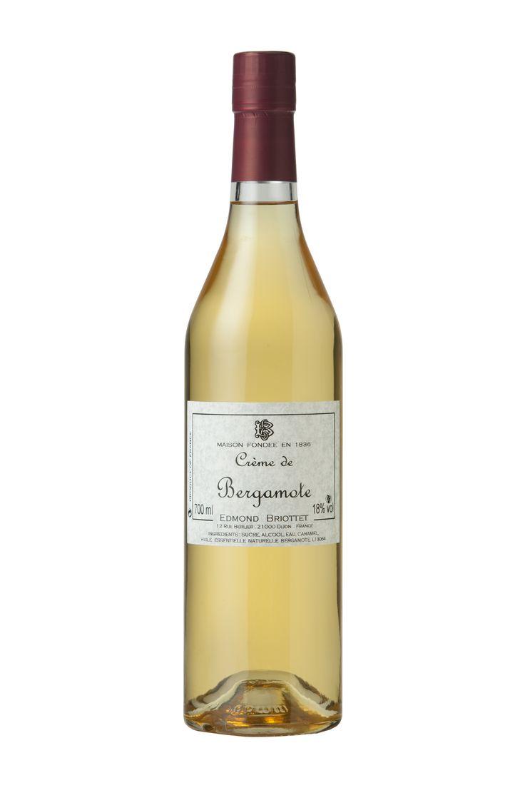 EDMOND BRIOTTET - Creme de Bergamote- -Μια πολύ ξεχωριστή γεύση από τα λικέρ  Edmond Briottet. Λικέρ περγαμόντο!
