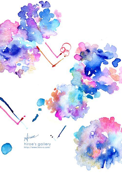 Watercolor / 水彩画 / 수채화                                                                                                                                                      もっと見る