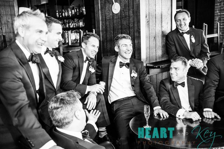 Classy Gentlemen  © Heart and Key Photography