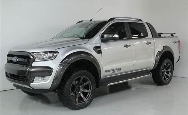 Project Conan The Barbarian 2018 Ford Ranger Wildtrak Ford