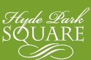 Hyde Park Square. Go to this site to learn about all of the dinning, shopping, and many other things that the Square has to offer.