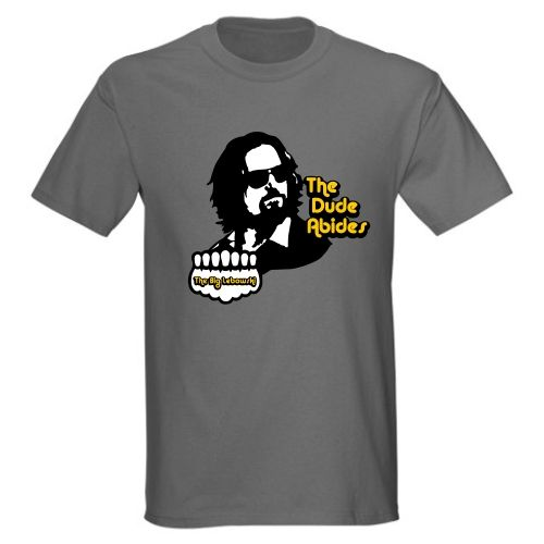 The Big Lebowski http://www.gadgetbox.gr/t-shirt-lost-30123.html
