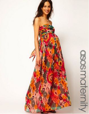 ASOS Maternity Fashion... I want this dress and I'm not even preg...