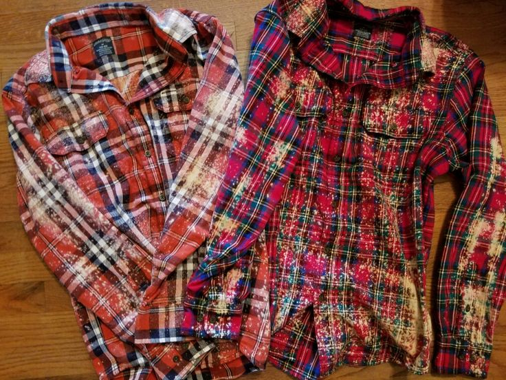 Frosted flannels