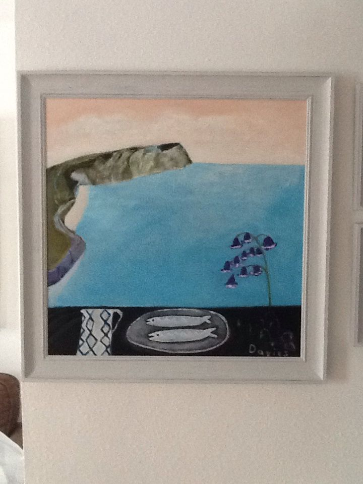 'Happy days' sold Nathan Davies Art SOLD >>>>>>>>>>