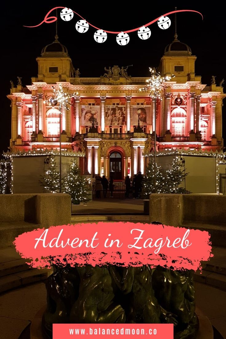 Winter Travel Destinations Advent In Zagreb Winter Travel Destinations Winter Travel Christmas Markets Europe