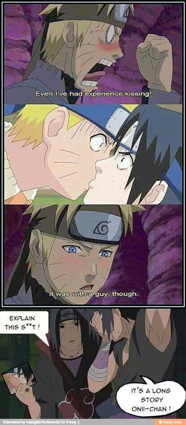 Even Naruto has experi...