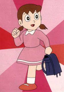 Shizuka Minamoto, Nobita's friend (Doraemon)- Blog de los niños