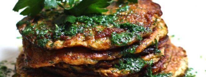 Zeste | Pancakes à la courgette