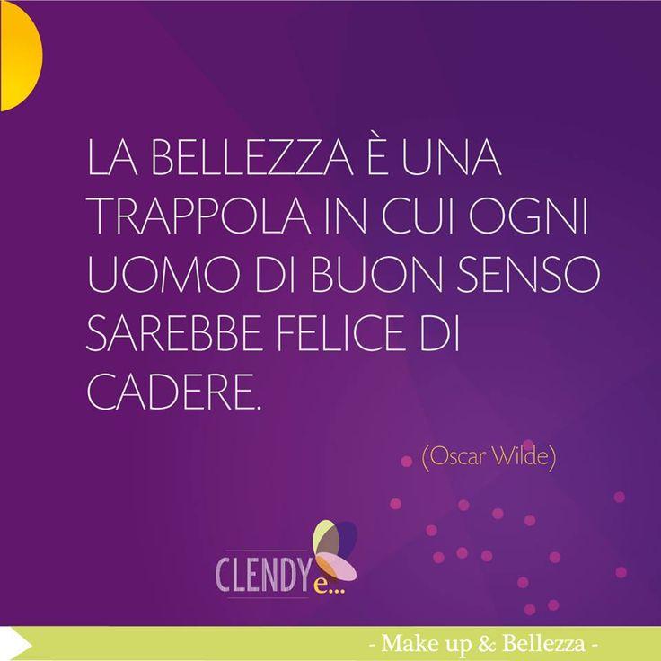 """""""La Bellezza è una trappola in cui ogni uomo di buon senso sarebbe felice di cadere"""" Oscar Wilde #aforismi #oscarwilde #citazioni #quotes #riflessioni #bellezza #frasi"""