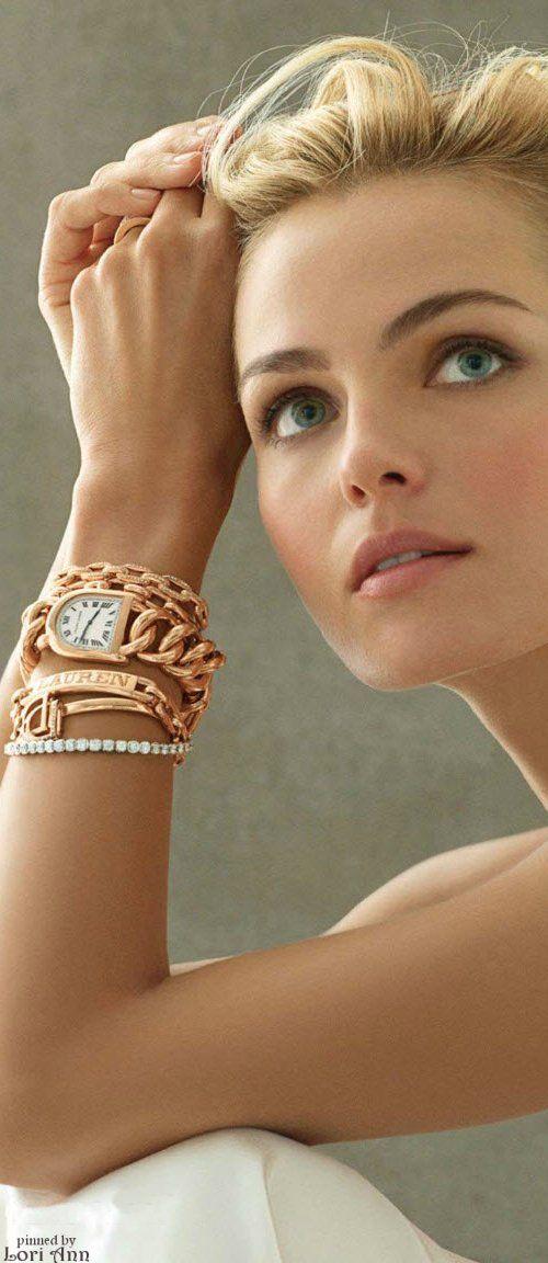 Valentina Zelyaeva for Ralph Lauren Fine Jewelry