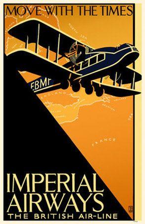 Imperial Airways ? year