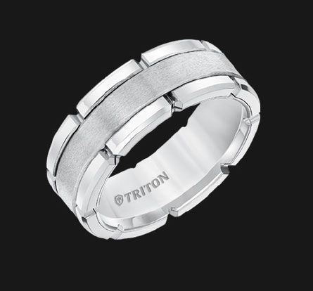Triton Tungsten Carbide Band