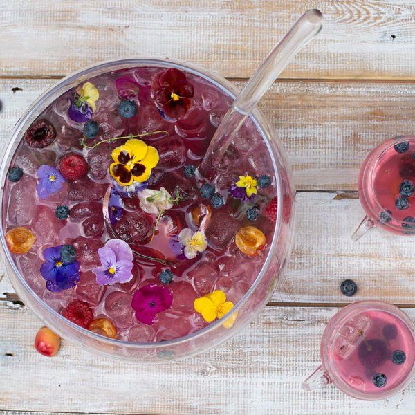 Summer Fruit Punch - Alcohol free