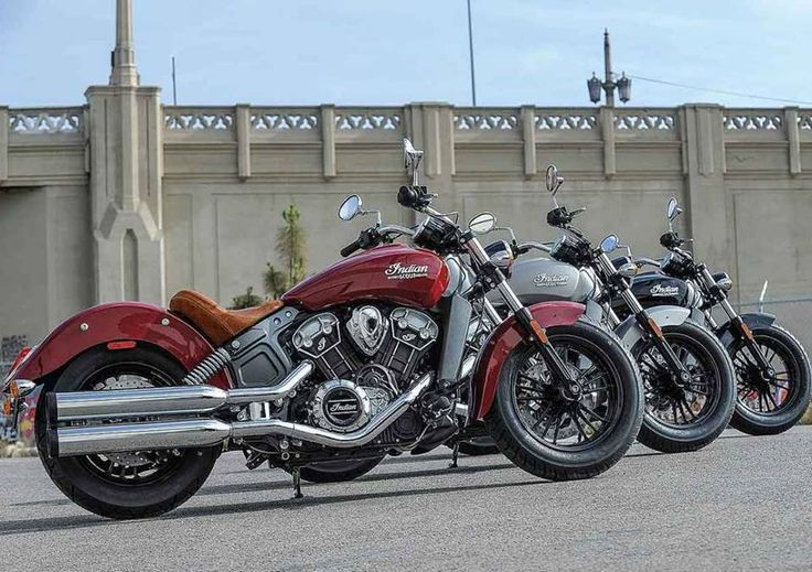 Indian Motorcycle unveiled the 2015 Scout over the weekend. It's definitely got an interesting look to it. We're heading to Sturgis tonight to check it out and see what else is brewing.