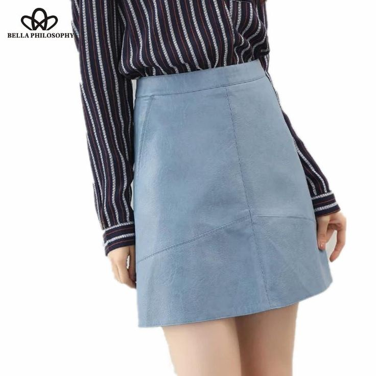 Now selling: High Waist PU Faux Leather Skirt http://periwinklefashion.com/products/high-waist-pu-faux-leather-skirt?utm_campaign=crowdfire&utm_content=crowdfire&utm_medium=social&utm_source=pinterest