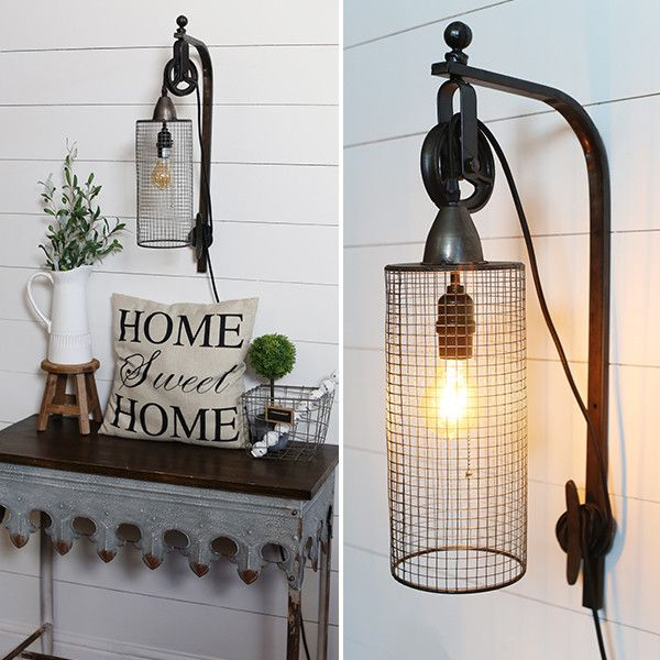 Decorsteals Is Your One Stop Decorating In A Pop Deal Of The Day With Prices Up To 80 Off Retail Rustic Wall Decor Vintage Style Decorating Wall Sconces