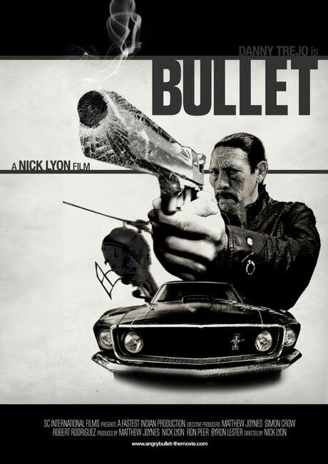 Here's an even cooler cover of #Bullet #Danny #Trejo #Mustang #Tough #ActionMovies