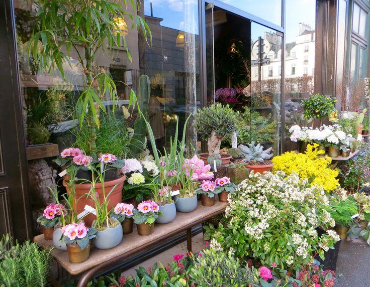 My favorite flower boutique on rue vieille du temple in for Le jardin moghol 53 rue vieille du temple
