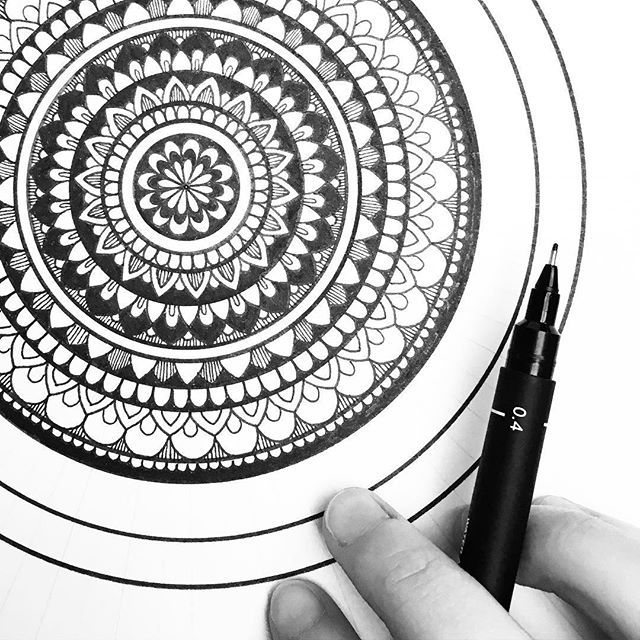 Some more progress #wip #art #blackandwhite #black #white #artwork #instaart #iblackwork #mandala #mandalaart #zentangle #doodle #unipin #drawing #illustration #artist #pen #mandalas #mandalala #heymandalas #beautiful_mandala #mandalamaze #coloring_masterpieces #design #doodleart #details #zen #zen_dala #mandala_sharing #zenart