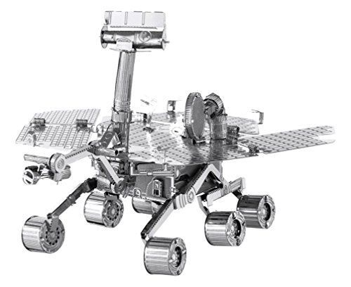 Fascinations Metal Earth Mars Rover 3D Metal Model Kit Fa
