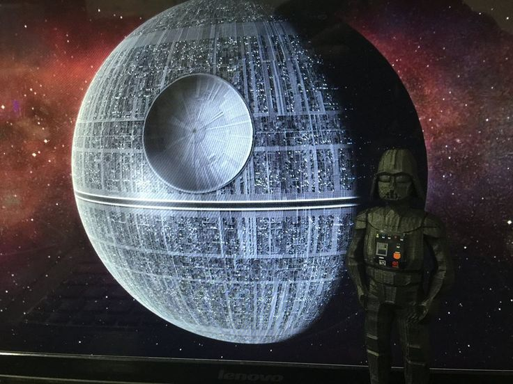 Darth Vader - Chrome Finish