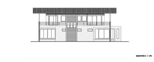 Nature House,Elevation 3
