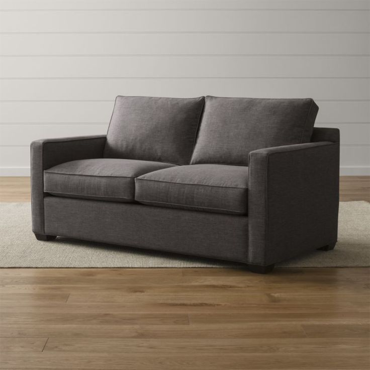 Davis Full Sleeper Sofa | Crate and Barrel