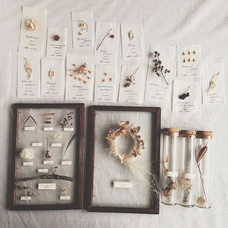 Old things, new things, found things, saved things. I like how this is laid out neatly but not perfectly.