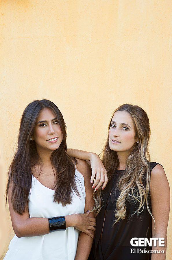 Olga Lucía Copete y María Alejandra Patiño, su marca se llama 'French Vanilla' y está pegando duro en Cali, se dedica al diseño de ropa interior. http://elpais.com.co/gente