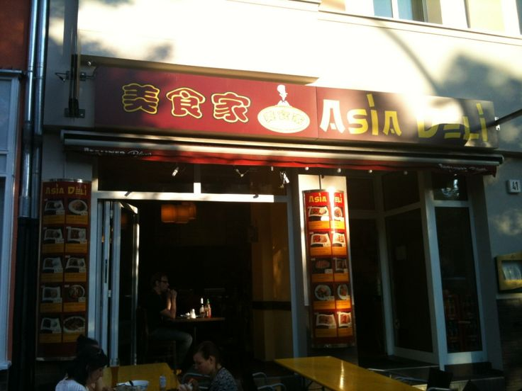 Asia Deli Chinesisches Restaurant in Wedding Berlin