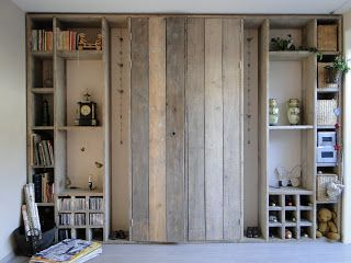 steigerhouten meubel