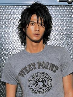 速水茂虎道Mocomochi Hayami  Actor  1984.8.10