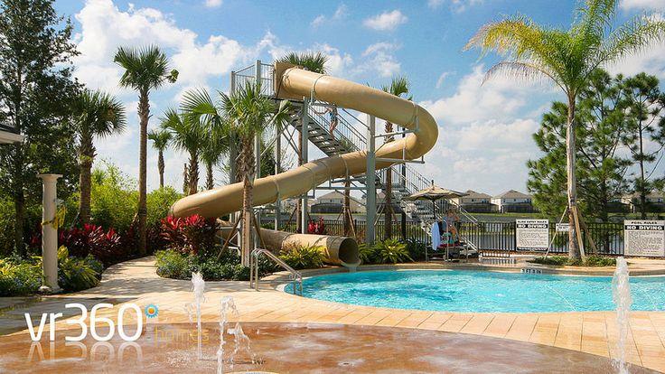 Windsor Hills Resort Water Slide.