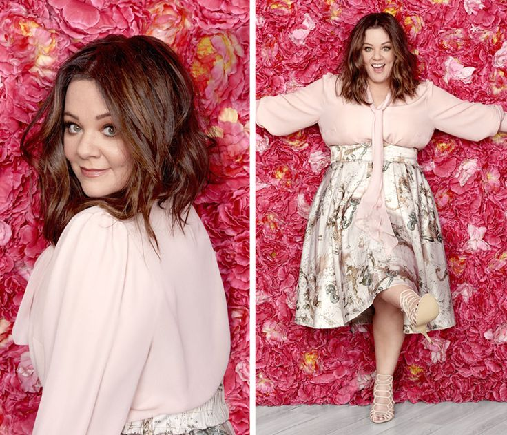 Melissa Mccarthy Hairstyles 12 Best Melissa Mccarthy Images On Pinterest  Celebs Chubby Girl