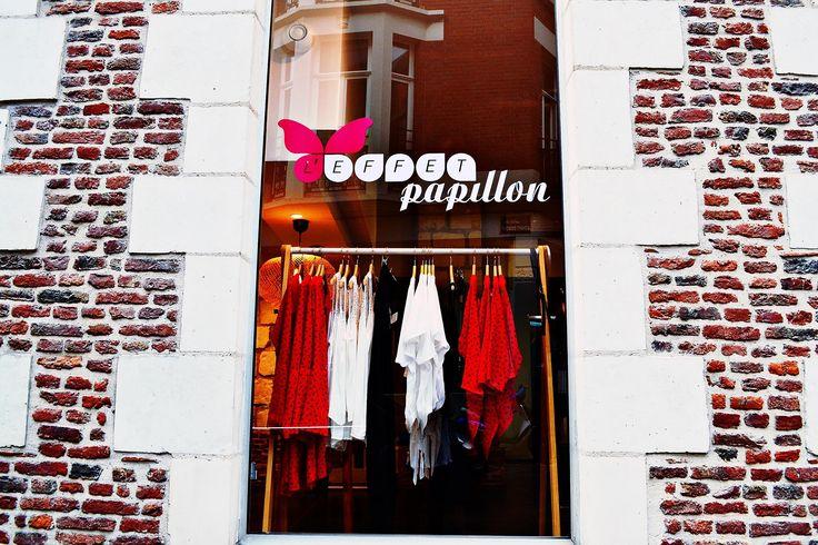 La boutique L'Effet Papillon vous propose des vêtements chics à prix abordables de la marque Vero Moda, en exclusivité à Lille !