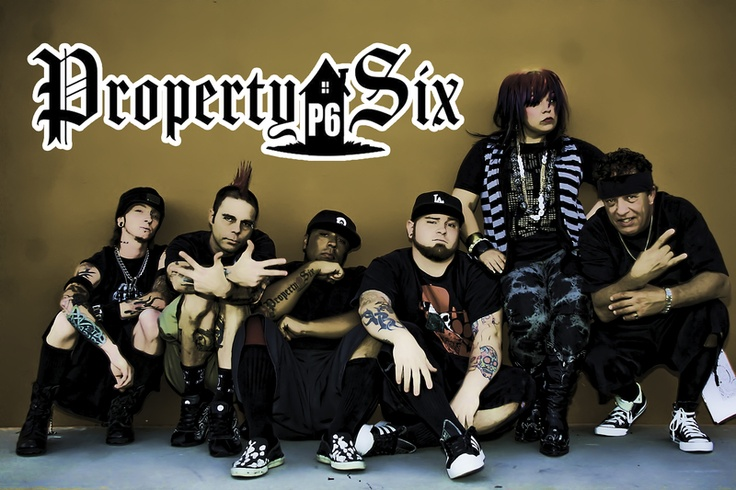 Check out Property Six on ReverbNation