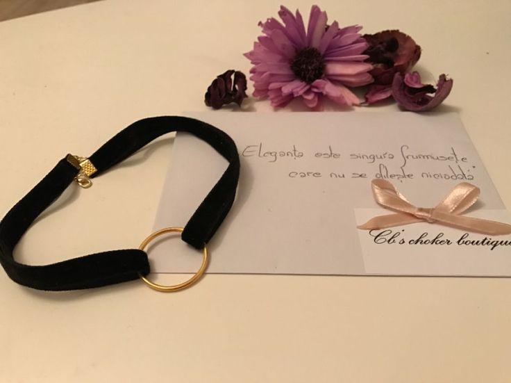 25 LEI | Coliere handmade | Cumpara online cu livrare nationala, din . Mai multe Bijuterii in magazinul Cbchoker pe Breslo.