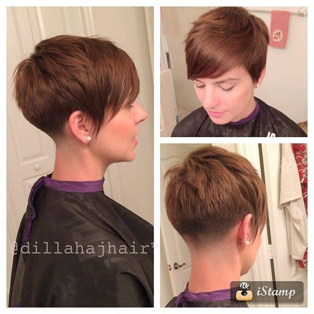 10 cortes de pelo corto populares para las mujeres con el pelo liso