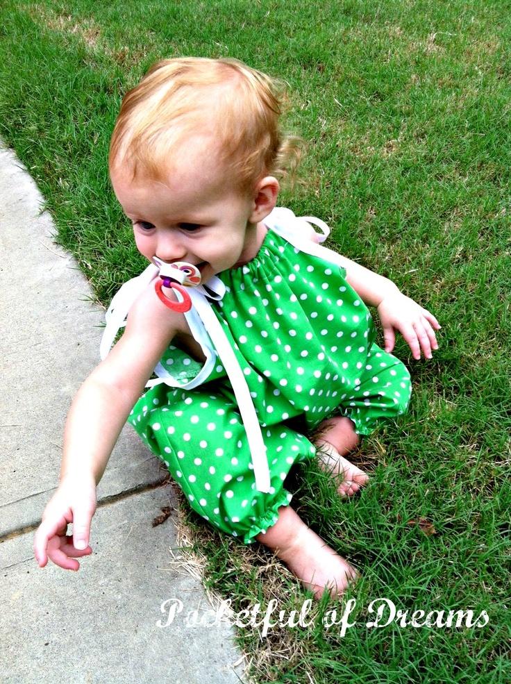 Baby Pillowcase Romper Tutorial: 25+ unique Pillowcase romper tutorial ideas on Pinterest   Romper    ,