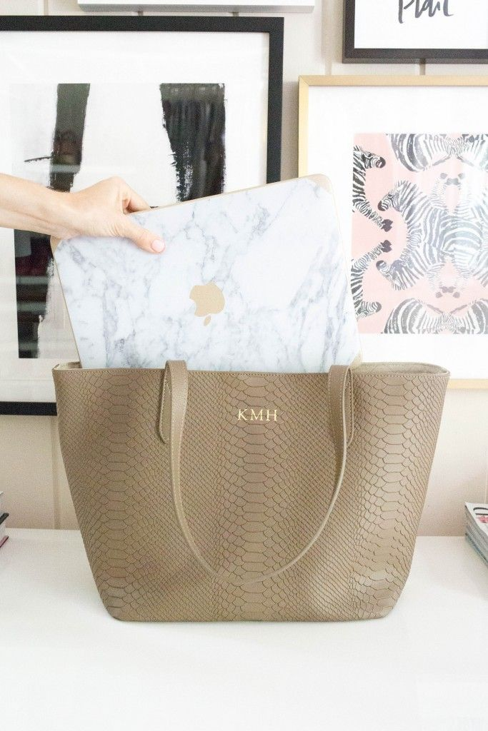 Work Tote | Chronicles of Frivolity