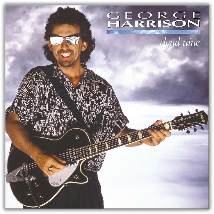 Universal Music Group George Harrison - Cloud 9 [LP]